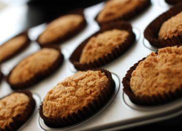 Apple Streusel Cupcake Muffins