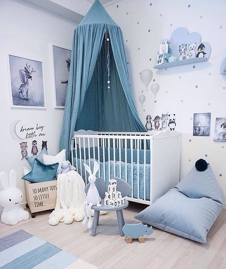 23 cutest boy nursery decor inspirations gazzed rh gazzed net boy nursery idea boy nursery room