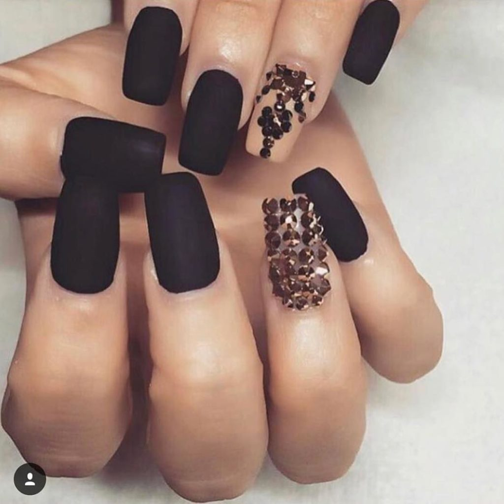 Matt Nail Designs Image collections - easy nail designs for ...