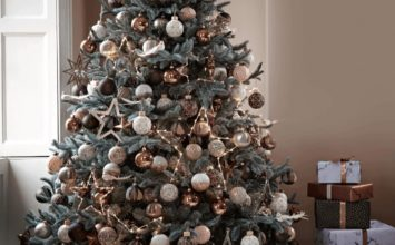 Top 12 beautiful Christmas tree decorations