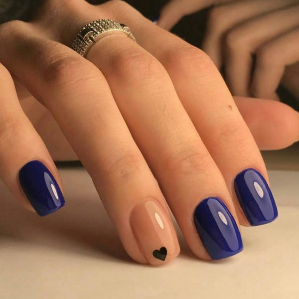 13 Beautiful summer nail art designs to try this summer 2017. Black ...