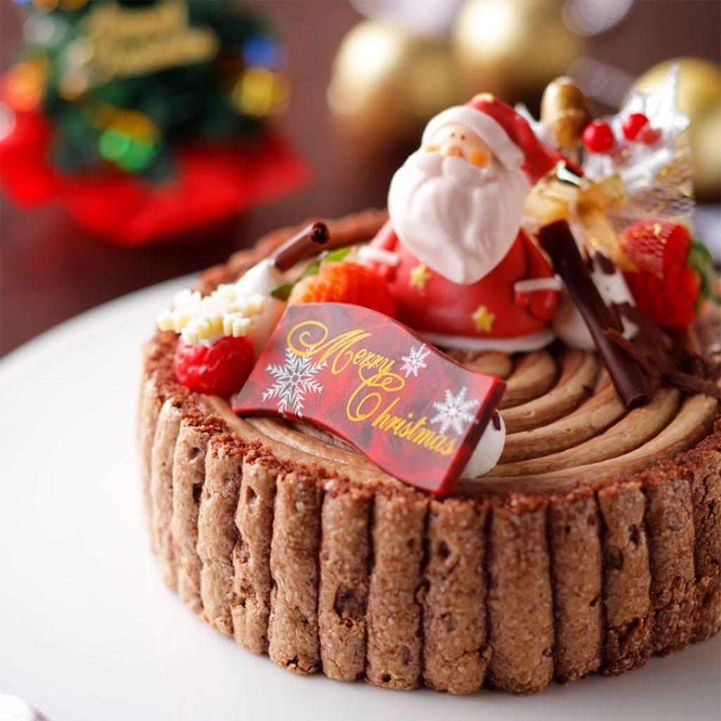 Santa christmas cakes @grandparkotaru