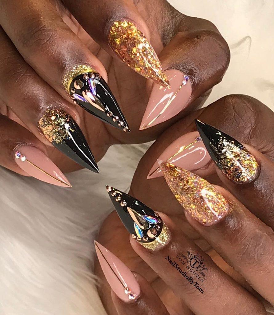 18 Trending Summer Nail Designs 2018 Gazzed