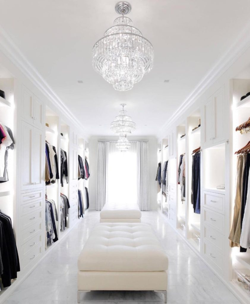 Trending Walk in closet designs and ideas for your home - Gazzed