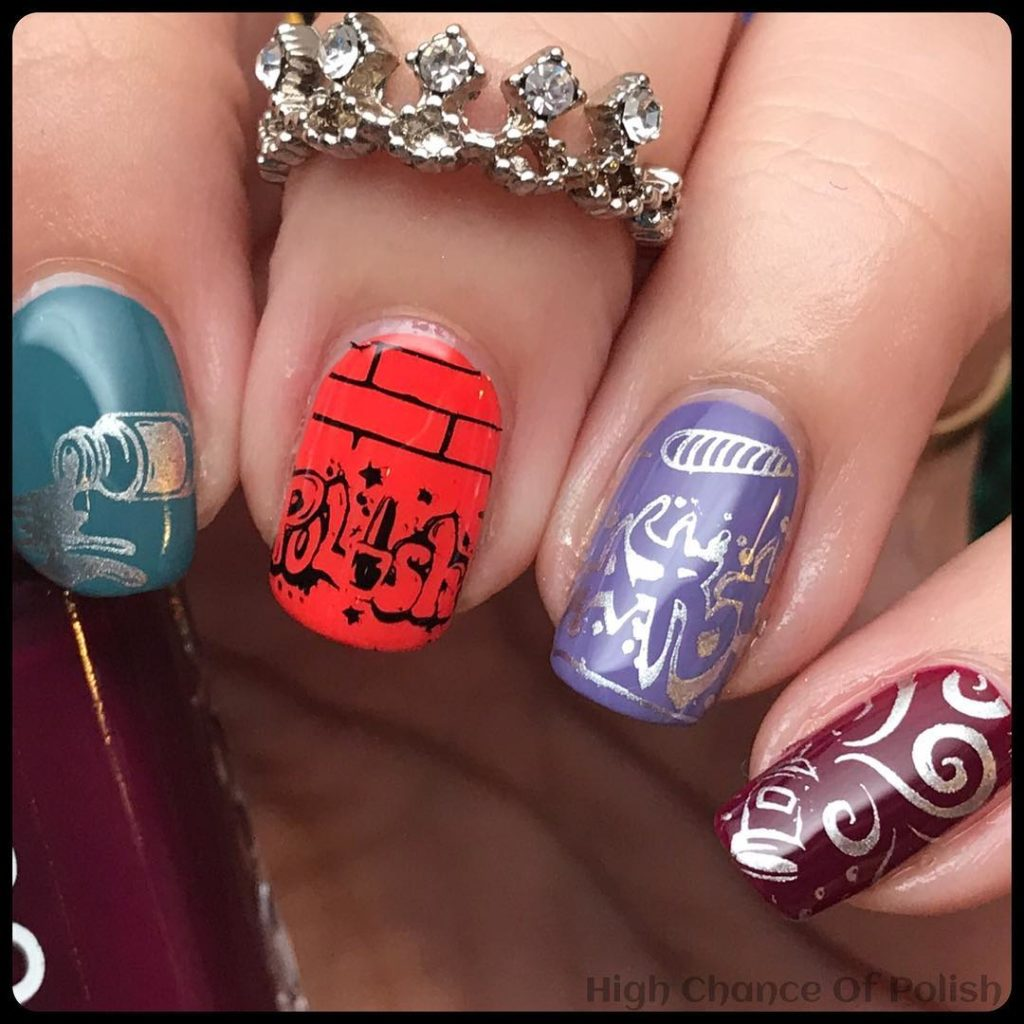 Make Life Easier: Beautiful summer nail art designs to try this summer