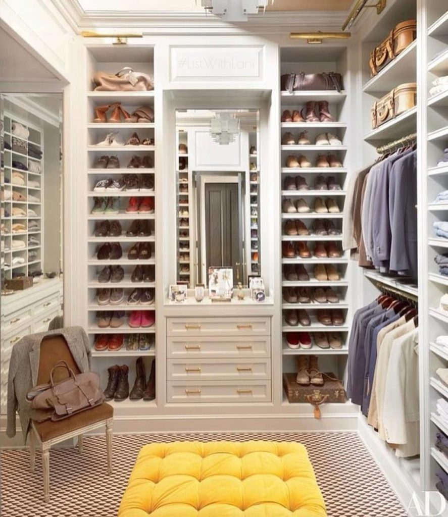 Trending Walk In Closet Designs And Ideas For Your Home Gazzed