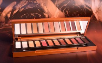 Urban Decay Naked Heat palette – Latest Eye Shadows