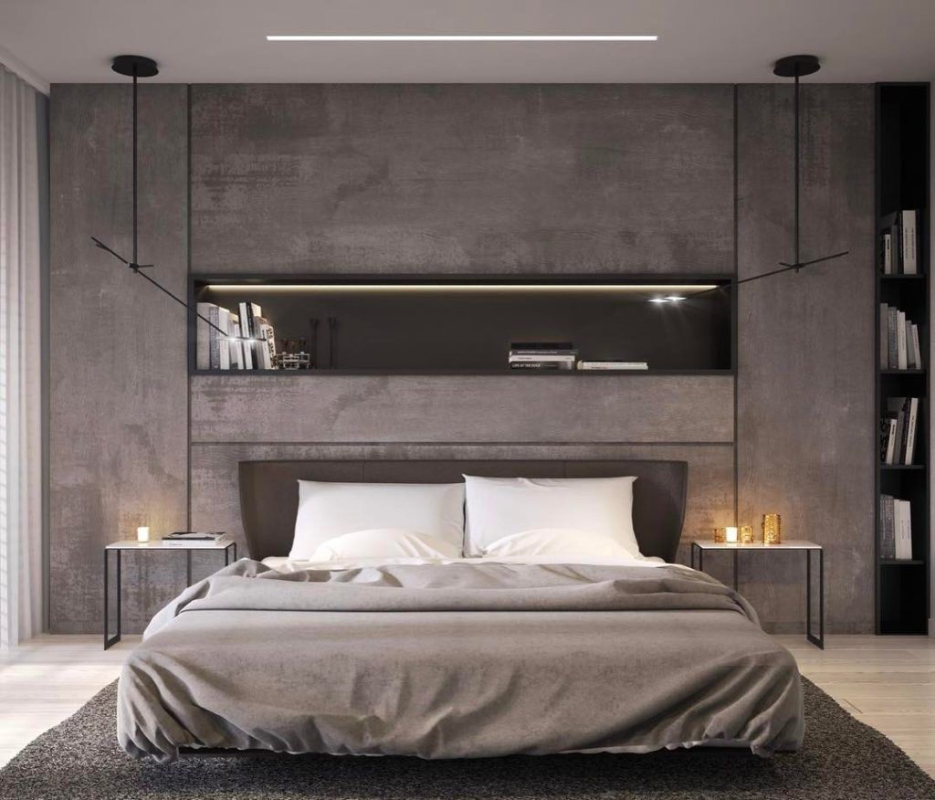 Beautiful Master Bedrooms with Modern Interior Decor - Gazzed