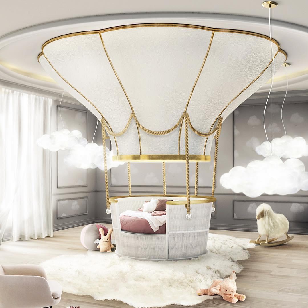 21 Beautiful Baby Girl Nursery Room Ideas - Gazzed on Beautiful Room Design For Girl  id=93716
