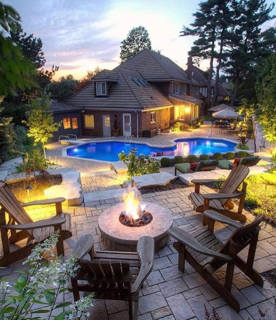 Garden With Swimming Pool 15 luxury homes with pool - millionaire lifestyle - dream